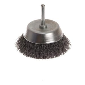Cup Brush With Shank 75Mm Wb3075