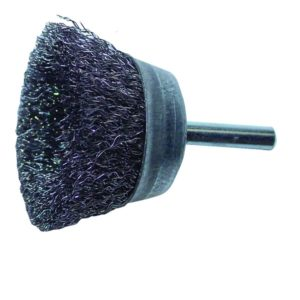 Cup Wire Brushes With Shank 50Mm Wb3050