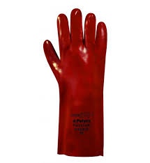 Gloves Gp 45Cm Pvc