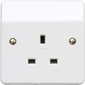 Mk Single Socket 15 Amp