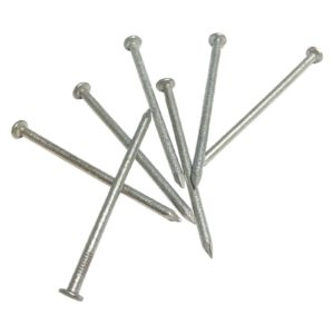 Nails Steel Flat 75Mm/Kg