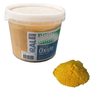 Oxide Powder Yellow 1Kg