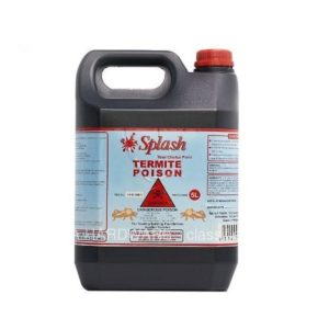 Termite Poison 5Lt Oil Based