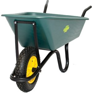 Wheelbarrow Concrete Fabs