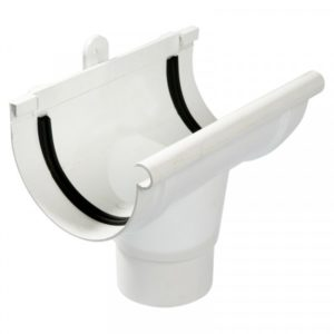 Gutter Outlets Round  Pvc Do 503