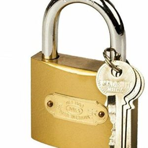 Padlock 63Mm Brass