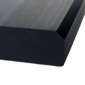 Window Sills Bullnose Black