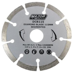 Diamond Cutting Blade 9""