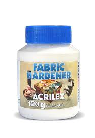 Fabric  Paint White 120G