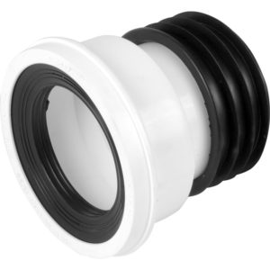 Pan Connector Pvc 110Mm Straight Sg40