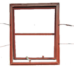 Window Frame Nc2F7